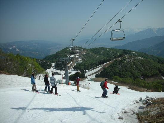 5月連休のガーラ|GALA湯沢スキー場のクチコミ画像