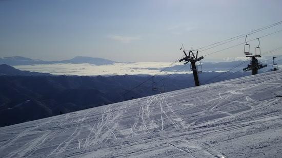 最高のロケーション|白馬八方尾根スキー場のクチコミ画像