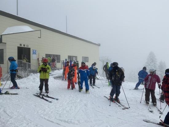 パウダー|奥志賀高原スキー場のクチコミ画像