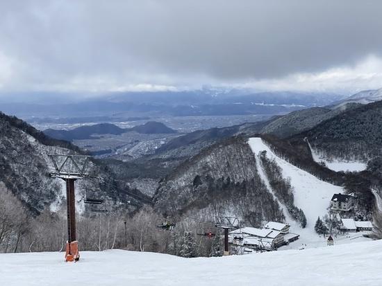 パウダー|奥志賀高原スキー場のクチコミ画像2