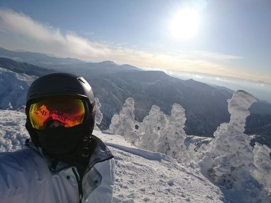 樹氷の林|志賀高原 熊の湯スキー場のクチコミ画像