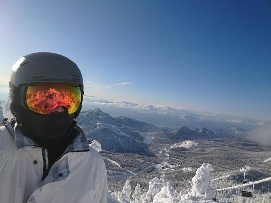 樹氷の林 志賀高原 熊の湯スキー場のクチコミ画像2