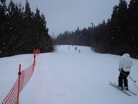 道路状況よかったです|太平山スキー場 オーパスのクチコミ画像