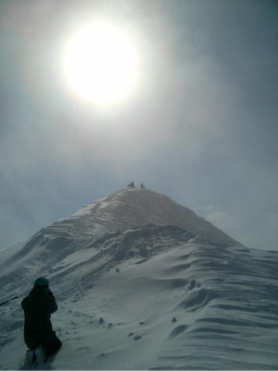 雪質最強!スリル満点!|ニセコアンヌプリ国際スキー場のクチコミ画像