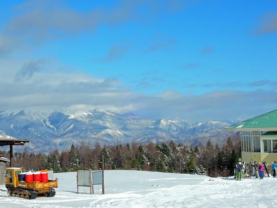 シーズンイン オープン日のマイアスキー場|開田高原マイアスキー場のクチコミ画像
