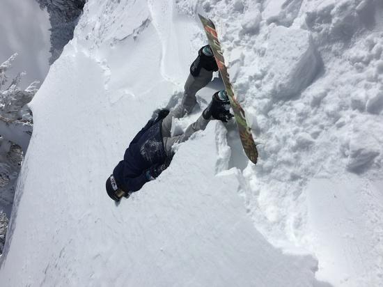 いっそ、埋まりたい|竜王スキーパークのクチコミ画像