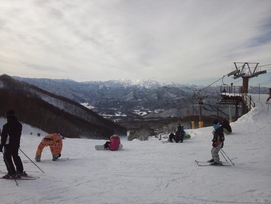 ファミリーにお勧めのスキー場です。 会津高原たかつえスキー場のクチコミ画像2