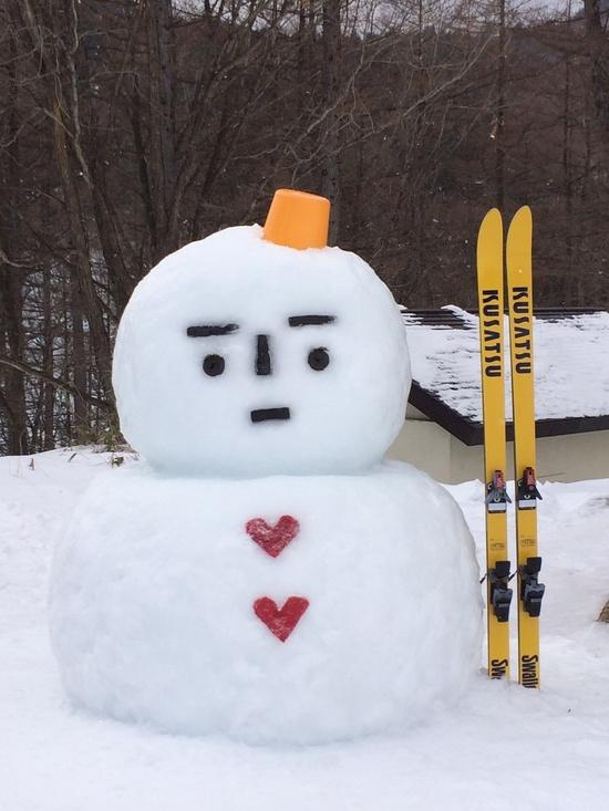 ハードでしたが楽しめました。 草津温泉スキー場のクチコミ画像