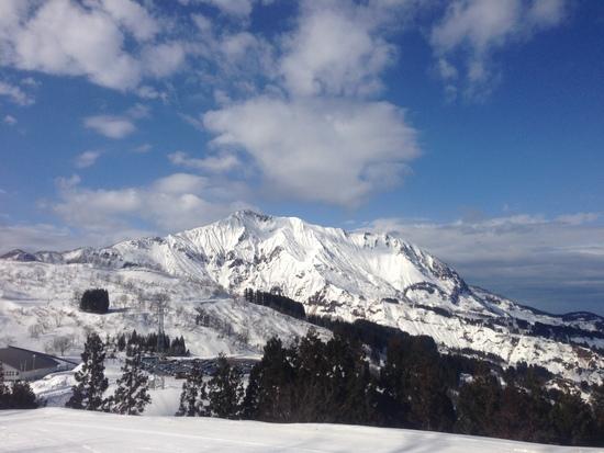 春模様|シャルマン火打スキー場のクチコミ画像