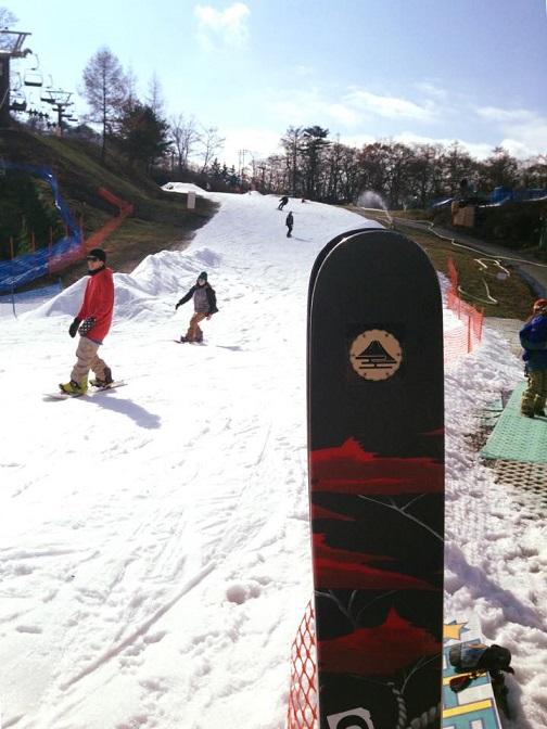 シーズン初滑り|軽井沢プリンスホテルスキー場のクチコミ画像
