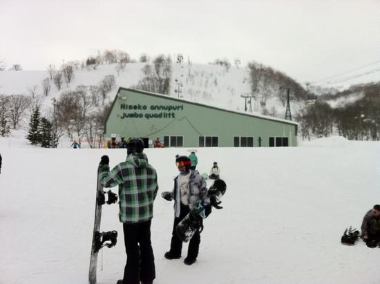 たまには、ボードも|ニセコアンヌプリ国際スキー場のクチコミ画像