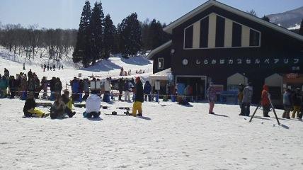 2011-2012シーズン終了のはずが・・・|池の平温泉スキー場のクチコミ画像