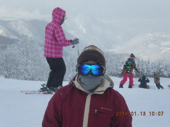 ハズレのないゲレンデ|スキージャム勝山のクチコミ画像