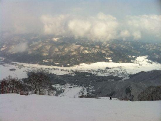 白馬五竜スキー場&hakuba47  1月9日|エイブル白馬五竜のクチコミ画像1