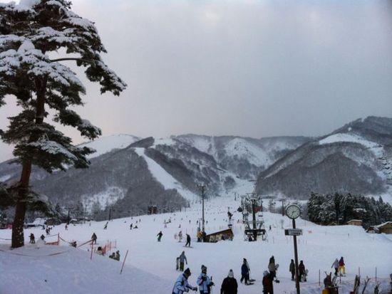 白馬五竜スキー場&hakuba47  1月9日|エイブル白馬五竜のクチコミ画像2