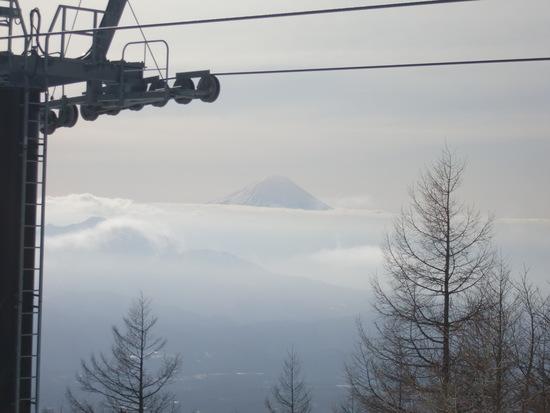 高速リフトで一気に山頂へ|サンメドウズ清里スキー場のクチコミ画像