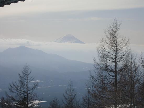 高速リフトで一気に山頂へ サンメドウズ清里スキー場のクチコミ画像2