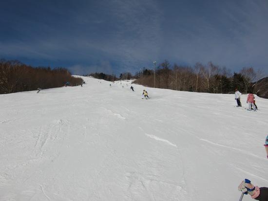 高速リフトで一気に山頂へ サンメドウズ清里スキー場のクチコミ画像3