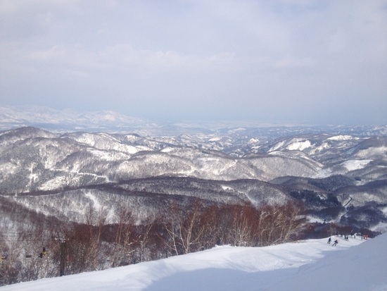 頂上から絶景|斑尾高原スキー場のクチコミ画像