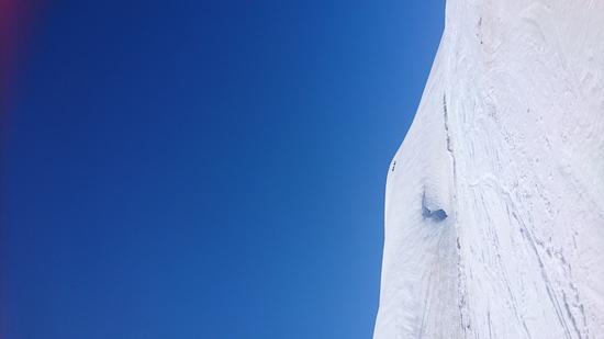 絶景を見に。|月山スキー場のクチコミ画像