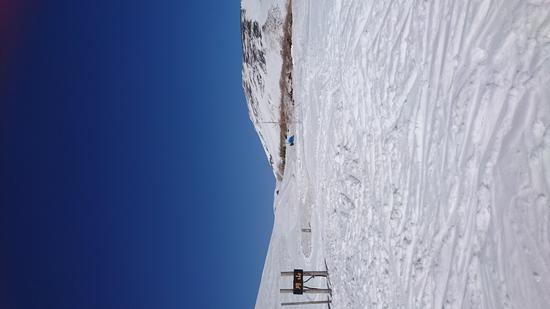絶景を見に。 月山スキー場のクチコミ画像2