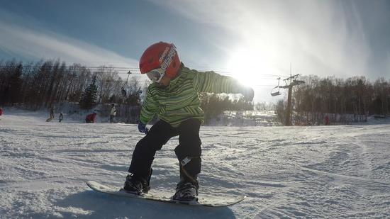 カッコイイ!|パルコールつま恋スキーリゾートのクチコミ画像