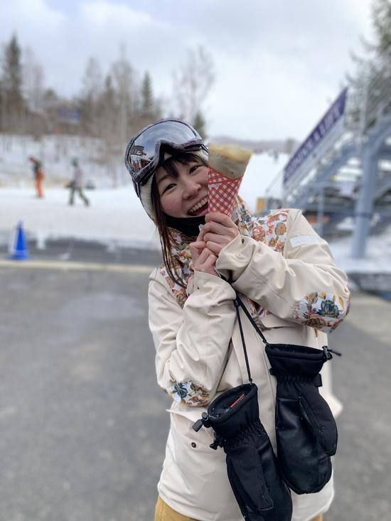 冬はやっぱりクレープ!|ハンターマウンテン塩原のクチコミ画像