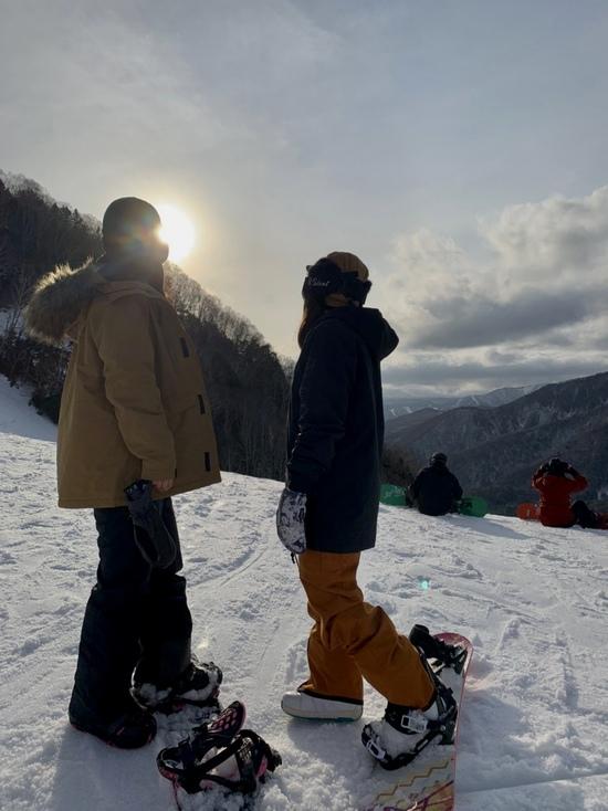 毎年恒例〜冬のポートレーション〜|丸沼高原スキー場のクチコミ画像