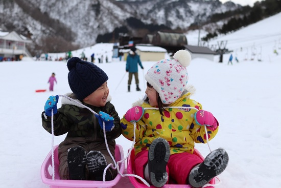 胎内スキー場のフォトギャラリー1