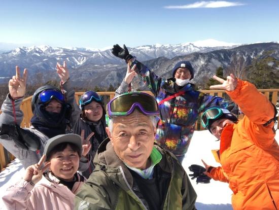思う存分楽しみました!|丸沼高原スキー場のクチコミ画像