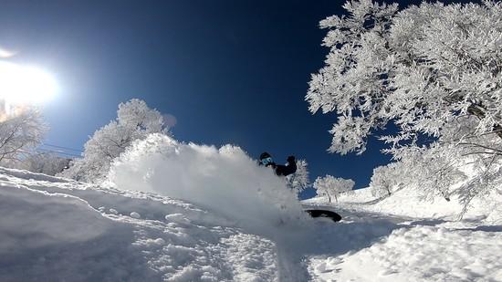 野沢温泉スキー場のフォトギャラリー5