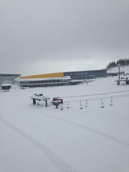 雪多すぎ!|夏油高原スキー場のクチコミ画像