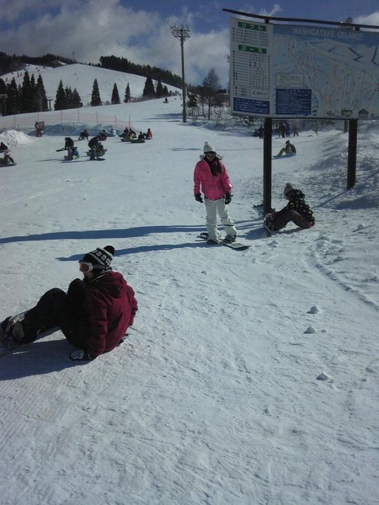 ゲレンデについて|鷲ヶ岳スキー場のクチコミ画像