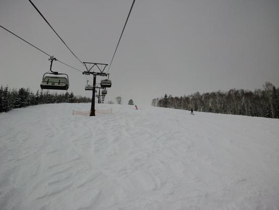雪量十分です|星野リゾート トマム スキー場のクチコミ画像