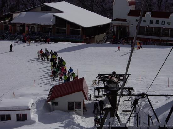 最高のスキー日和|氷ノ山国際スキー場のクチコミ画像3