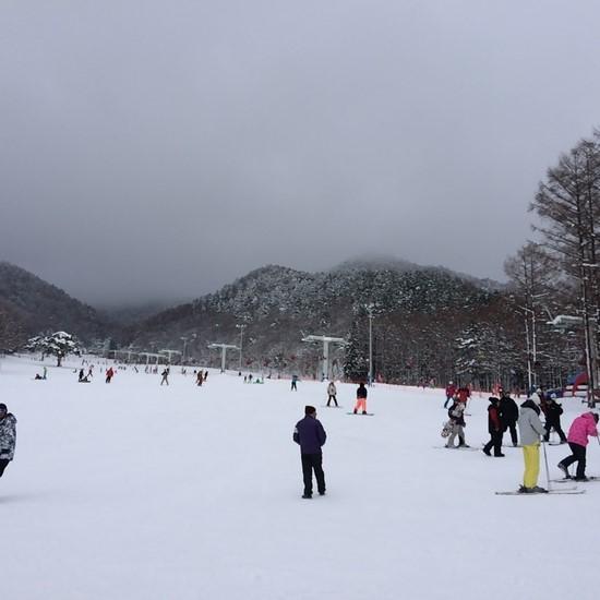今年は早くから楽しめますね|箕輪スキー場のクチコミ画像