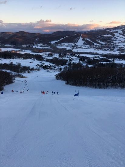 元旦スキー 初日の出 菅平パインビークスキー場のクチコミ画像3