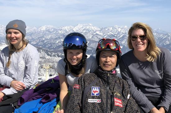 な〜んちゃって、ヨーロッパ アルプス スキー旅行|白馬八方尾根スキー場のクチコミ画像