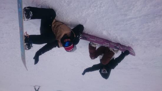 オーソドックスなゲレンデ、でもいいです。|岩原スキー場のクチコミ画像