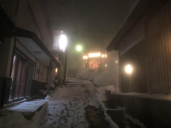 年末は雪・雪・雪。降りました。|蔵王温泉スキー場のクチコミ画像