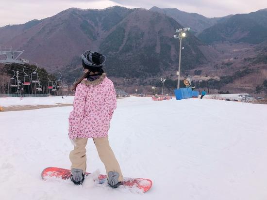 スノボ女子|カムイみさかスキー場のクチコミ画像
