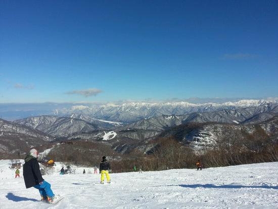 まさかのパウダー|かぐらスキー場のクチコミ画像