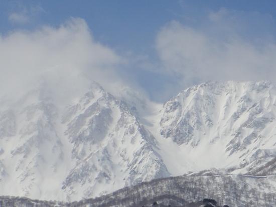 すばらしい景色|白馬岩岳スノーフィールドのクチコミ画像2