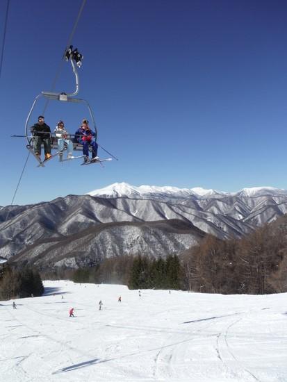 穴場かな?|信州松本 野麦峠スキー場のクチコミ画像
