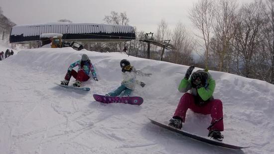 ワルガキ☆|たんばらスキーパークのクチコミ画像