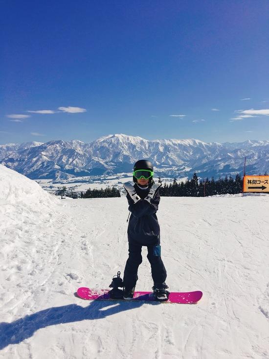 子供と一緒に 湯沢高原スキー場のクチコミ画像