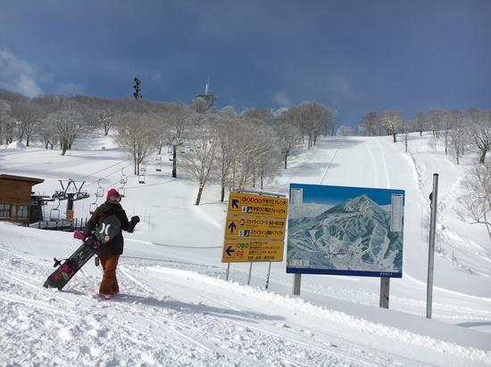 野沢温泉スキー場のフォトギャラリー1