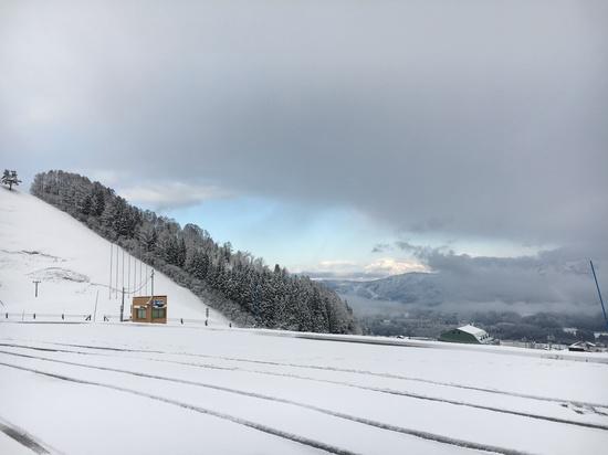 最後のご褒美 野沢温泉スキー場のクチコミ画像3