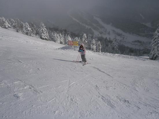 雪質が良いです。|万座温泉スキー場のクチコミ画像