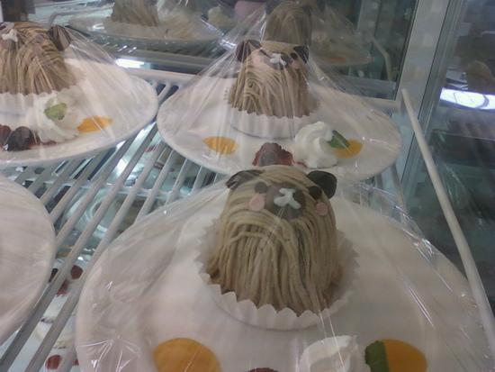 可愛いケーキ エコーバレースキー場のクチコミ画像